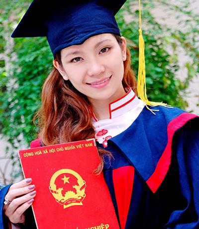 Đồng phục tốt nghiệp cấp 2 M01
