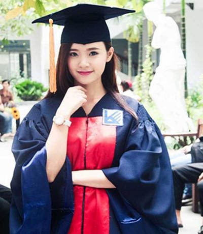 Đồng phục tốt nghiệp cấp 2 M02