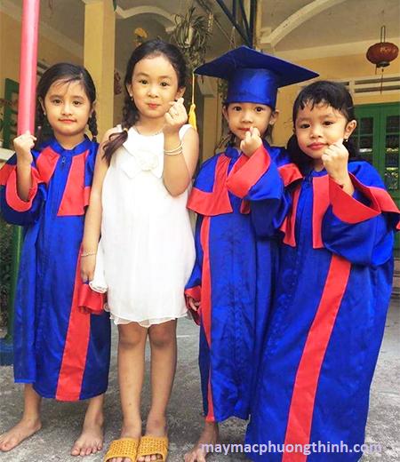 Đồng phục tốt nghiệp mẫu giáo M03