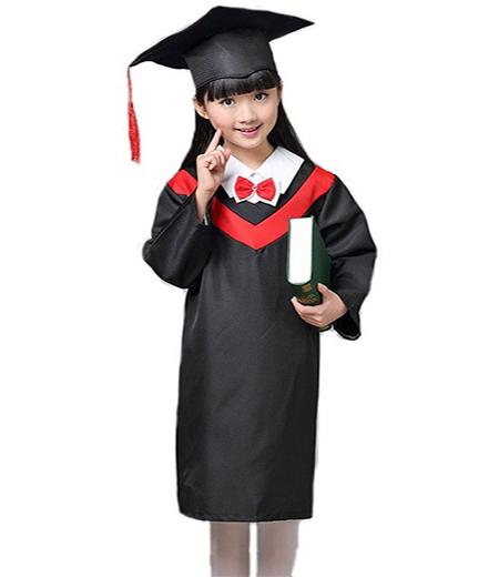 Đồng phục tốt nghiệp mẫu giáo M04