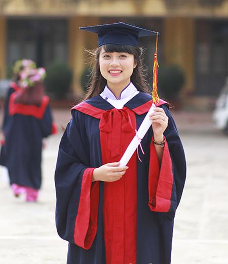 Đồng phục tốt nghiệp đại học M03