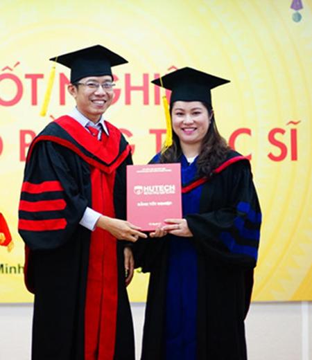 Đồng phục tốt nghiệp thạc sỉ M03
